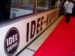 Idee-Kaffee-Werbung