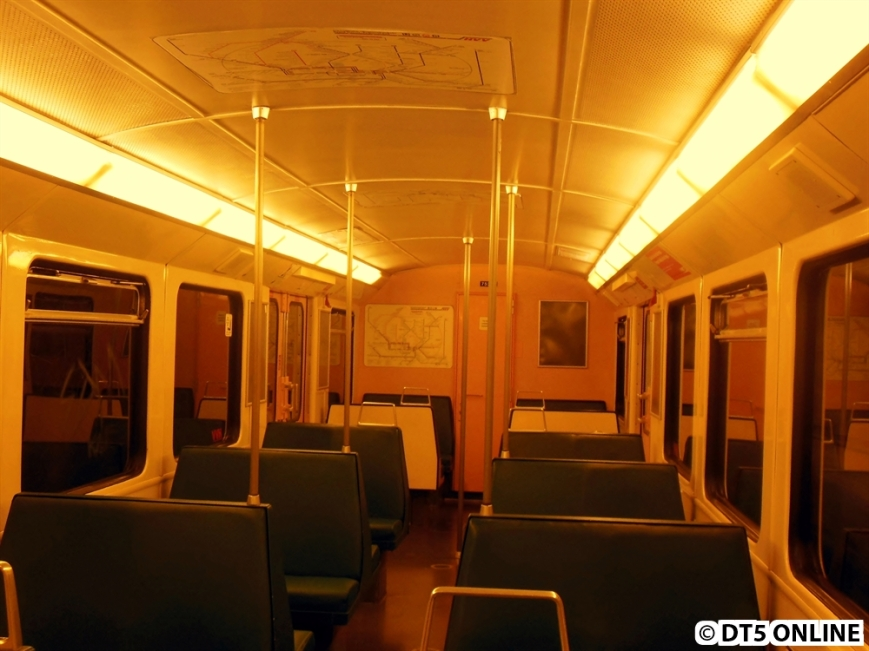 Innenraum Wagen 753-2