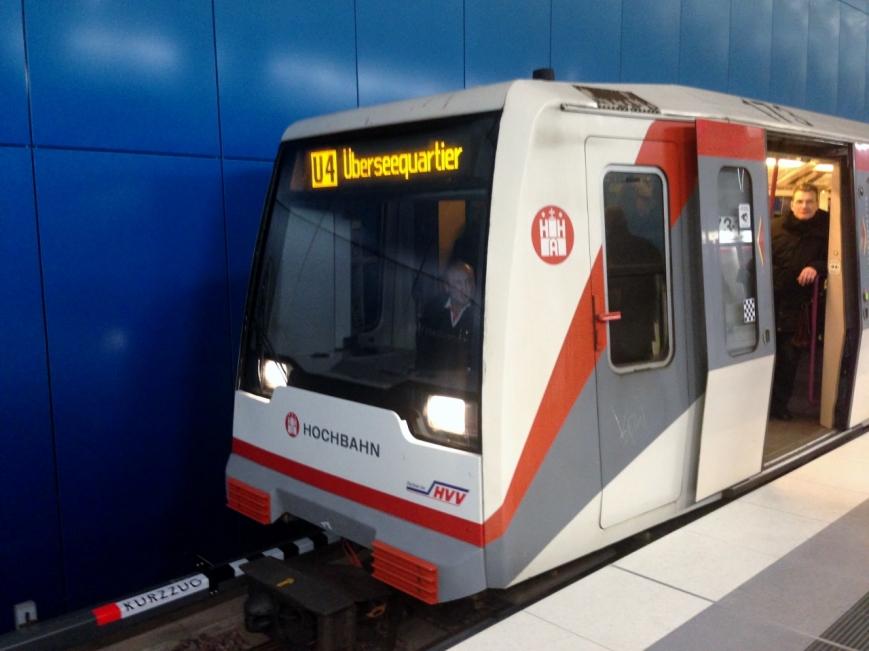 173-1 endet am Überseequartier - planmäßiges Ende der Fahrgastfahrten bis August 2013