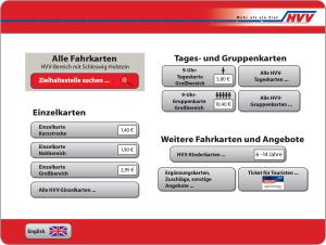 HVV-Fahrkartenautomat (6/2013) • (C) HVV