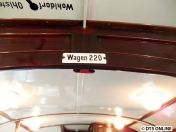 Neben Wagen 220-1, 220-2, 220-3 und 220-4 (DT4.6) gibe es auch den Wagen 220. Der Wagen erhielt diese Nummer als Fahrzeug der 6. Lieferserie.