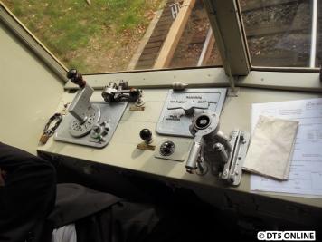 TU1 8838 Fahrerraum
