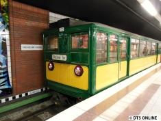T-Wagen-Zug Niendorf Nord