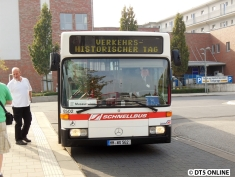 MB O 405 N1 (vom HOV) in Quickborn