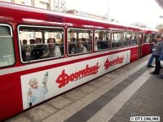 VT3.08 mit Doornkaat-Werbung in Eidelstedt