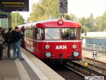 VT3.09 verlässt Eidelstedt