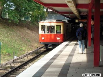 TU1 erreicht Hagenbecks Tierpark