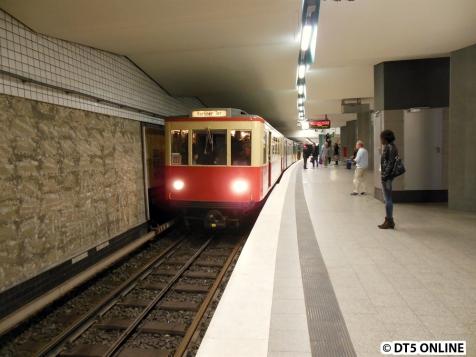 TU1 erreicht Berliner Tor