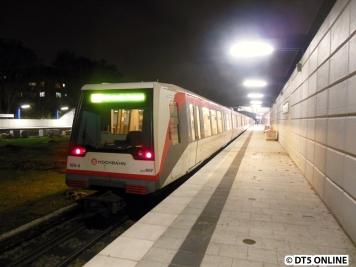 DT4 189 in Legienstraße, U2 nach Hagenbecks Tierpark