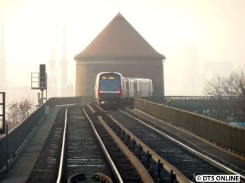 Nachdem das Motiv DT5@Hafenviadukt für heute abgedeckt wurde, ging es weiter nach Berne für Baufotos.