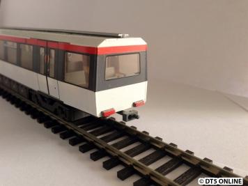 Nachdem der Zug getrennt wurde, sieht man, dass das die gleichen Kupplungen sind