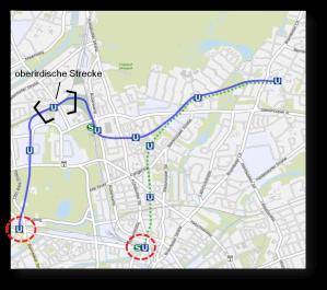 U5-Planung Bramfeld