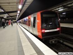 U3 Hauptbahnhof Süd / Ringzug, 10. März 2015