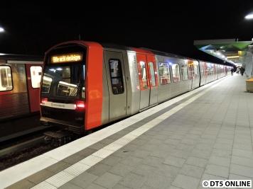 328 in Wandsbek-Gartenstadt (U3 Bitte nicht einsteigen)