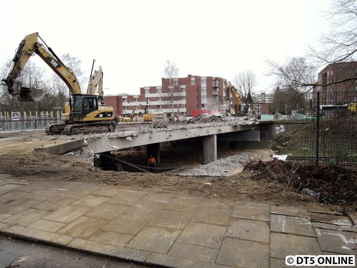 Öjendorfer Ersatzbrücke