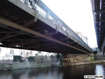 U1-Brücke über den Isebekkanal, 12.03.2015 (10)