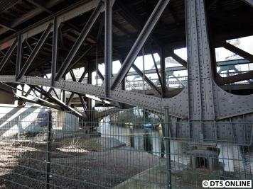U3-Brücke über den Isebekkanal, 12.03.2015 (10)