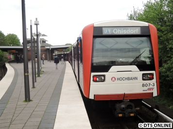 807 in Ohlsdorf