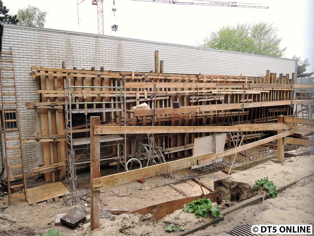 Bautagebuch Rauhes Haus & Legienstraße 22B – DT5 line