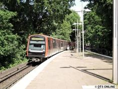 332 in Habichtstraße (U3 Schlump)