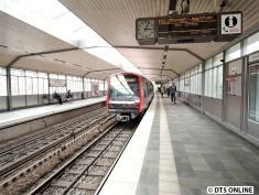 333 in Dehnhaide (U3 Wandsbek-Gartenstadt)