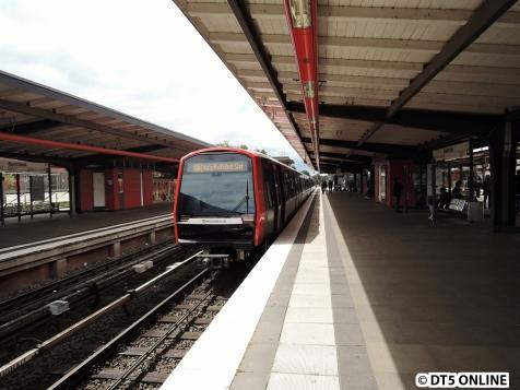 333 in Barmbek (U3 Hauptbahnhof Süd)