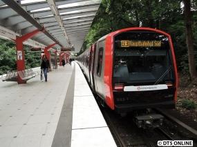 333 in Borgweg (U3 Hauptbahnhof Süd)