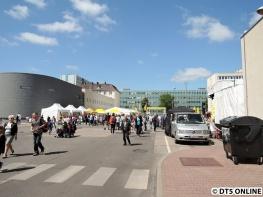 BVG-Betriebshof Lichtenberg, 28.6.2015 (2)
