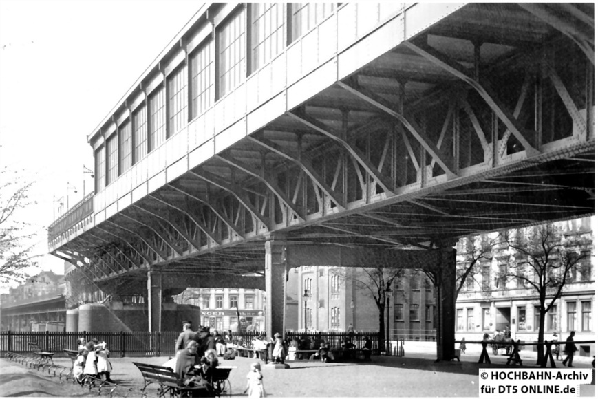 Haltestelle Süderstraße