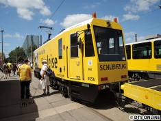 Straßenbahnausstellung, BVG-Betriebshof Lichtenberg, 28.6.2015 (13)