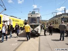 Straßenbahnausstellung, BVG-Betriebshof Lichtenberg, 28.6.2015 (14)