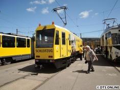 Straßenbahnausstellung, BVG-Betriebshof Lichtenberg, 28.6.2015 (15)