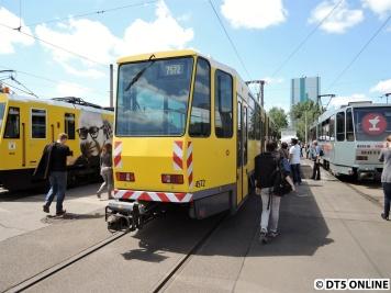 Straßenbahnausstellung, BVG-Betriebshof Lichtenberg, 28.6.2015 (17)