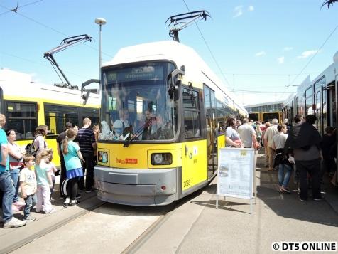Straßenbahnausstellung, BVG-Betriebshof Lichtenberg, 28.6.2015 (23)