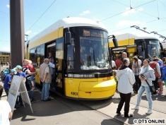 Straßenbahnausstellung, BVG-Betriebshof Lichtenberg, 28.6.2015 (25)