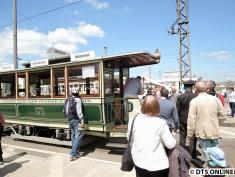 Straßenbahnausstellung, BVG-Betriebshof Lichtenberg, 28.6.2015 (3)