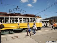 Straßenbahnausstellung, BVG-Betriebshof Lichtenberg, 28.6.2015 (4)