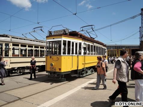Straßenbahnausstellung, BVG-Betriebshof Lichtenberg, 28.6.2015 (5)
