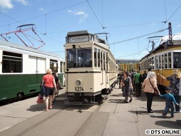Straßenbahnausstellung, BVG-Betriebshof Lichtenberg, 28.6.2015 (6)