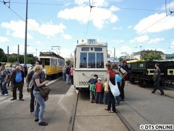 Straßenbahnausstellung, BVG-Betriebshof Lichtenberg, 28.6.2015 (7)