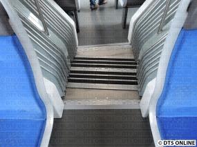 Wagenübergang