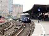 171 082 auf Abschiedsfahrt in Berliner Tor
