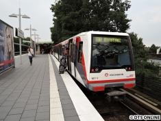 187 in Wandsbek-Gartenstadt