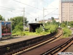 Berliner Tor (S2/S21)
