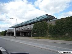 M1-Bahnhof Sundby