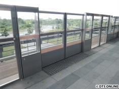 Bahnsteigtüren
