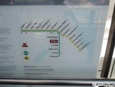 Ein Netzplan