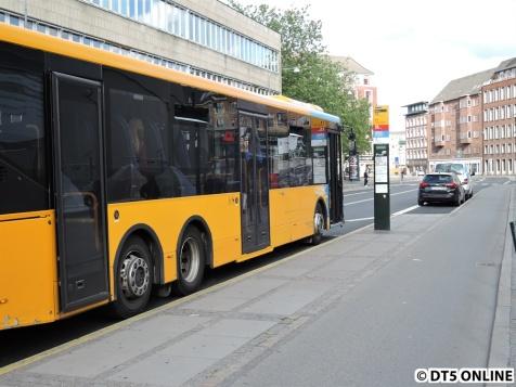 Farblich gesehen könnte man sich auch in Berlin befinden.