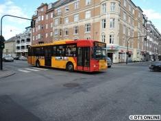 Die Busse haben freies WLAN