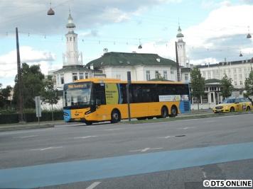 Busse in Kopenhagen